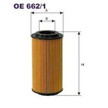 FILTRON filtr oleju OE 662/1
