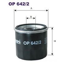 FILTRON filtr oleju OP 642/2