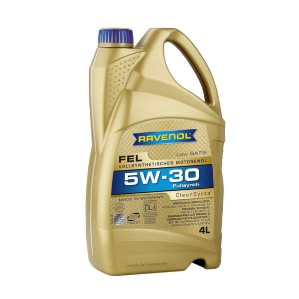 RAVENOL FEL 5W-30 CleanSynto 4L