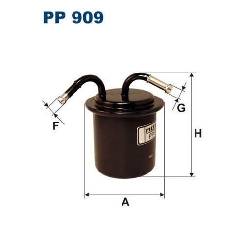 FILTR PALIWA FILTRON PP 909