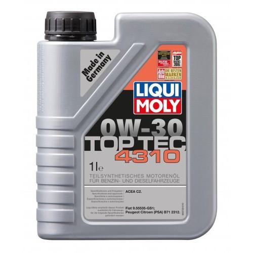 LIQUI MOLY Top Tec 4310 0W-30 2361 1L