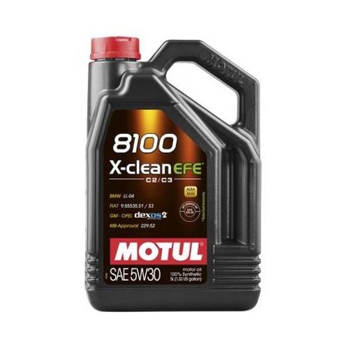 MOTUL 8100 X-CLEAN EFE 5W-30 C2/C3 5L