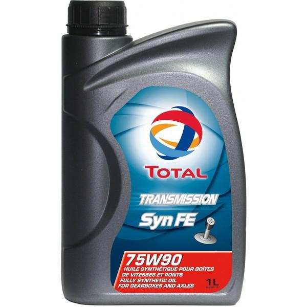 TOTAL TRANSMISSION SYN FE 75W-90 1L