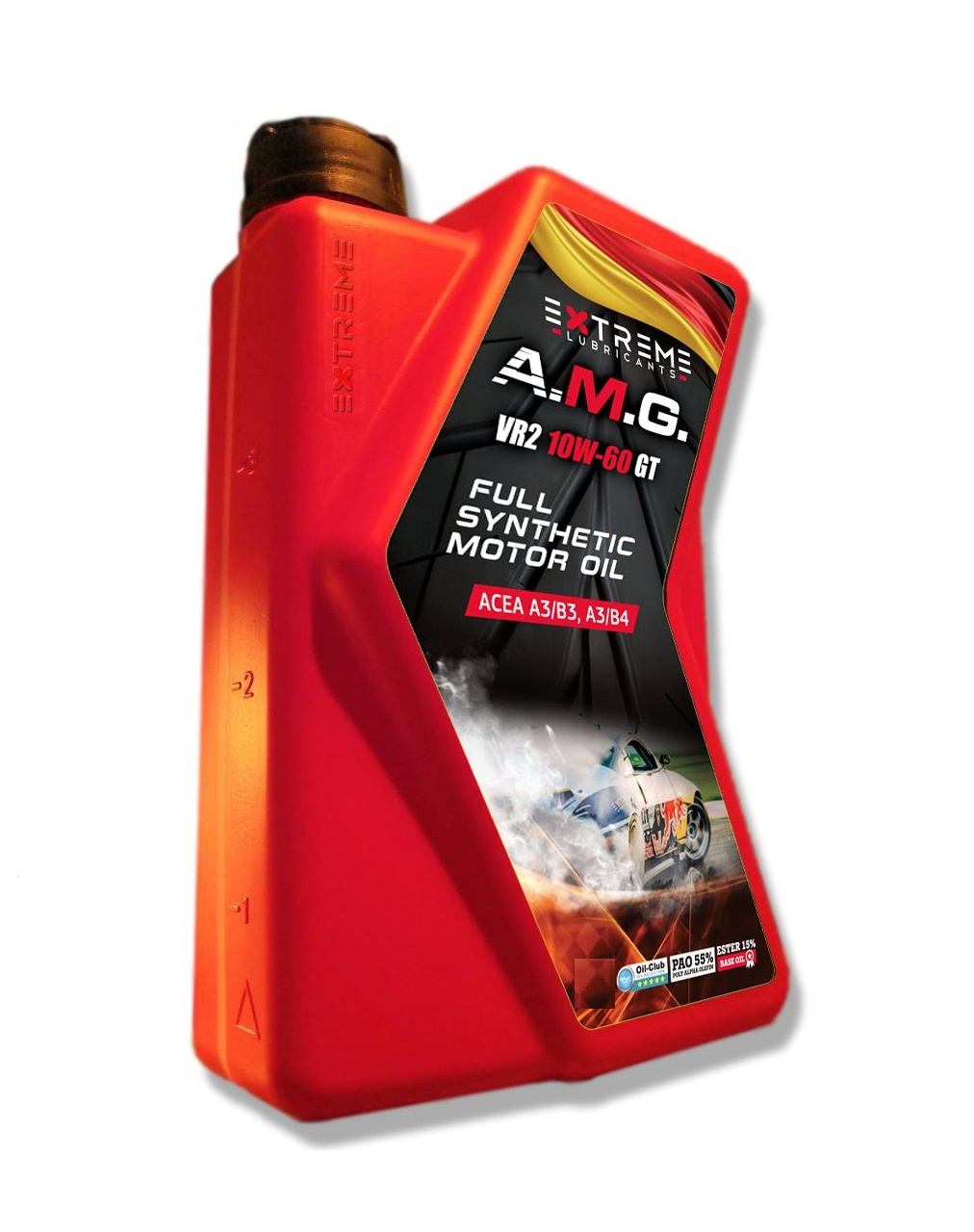 EXTREME A.M.G VR2 10W-60 GT 1L
