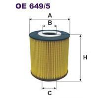 FILTRON filtr oleju OE 649/5