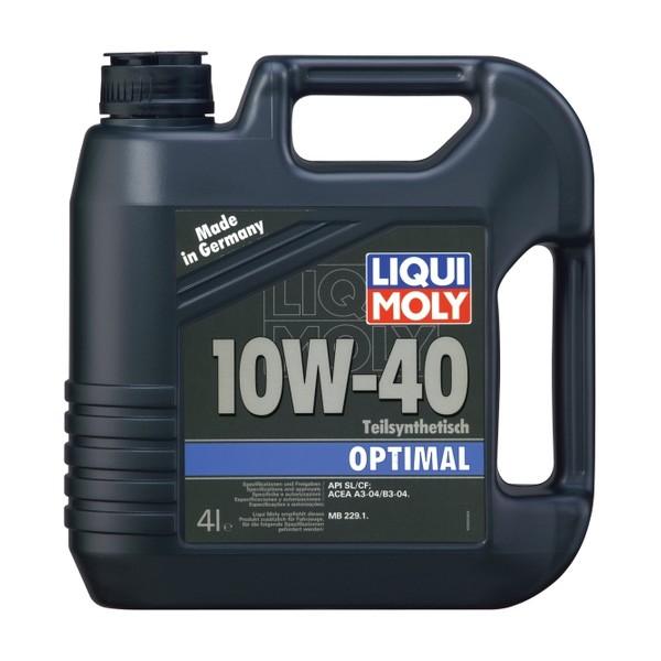 Liqui Moly OPTIMAL 10W-40 3930 4L