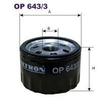 FILTRON filtr oleju OP 643/3