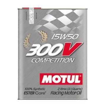 MOTUL 300V COMPETITION 15W-50 2L