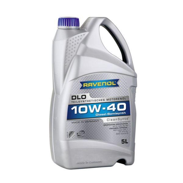 RAVENOL DLO SAE 10W-40 CleanSynto® 5L