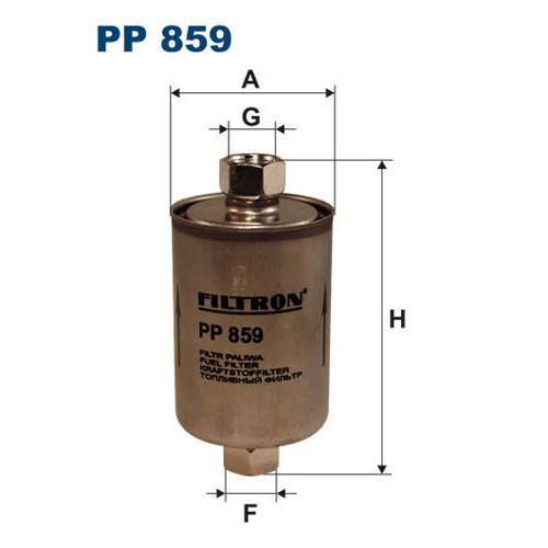 FILTR PALIWA FILTRON PP 859