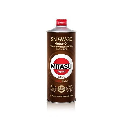 MITASU GOLD SN 5W-30 ILSAC GF-5 1L
