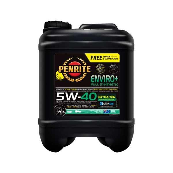 PENRITE ENVIRO+ 5W-40 10L