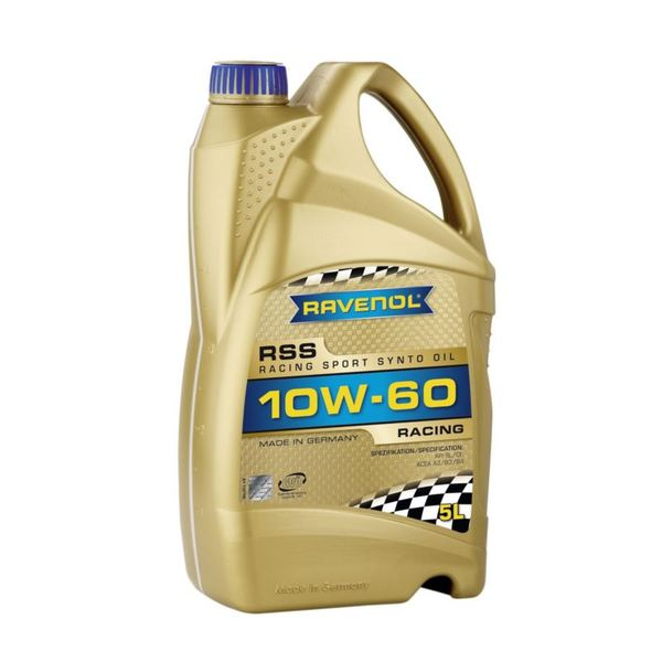 RAVENOL RACING RSS 10W-60 5L