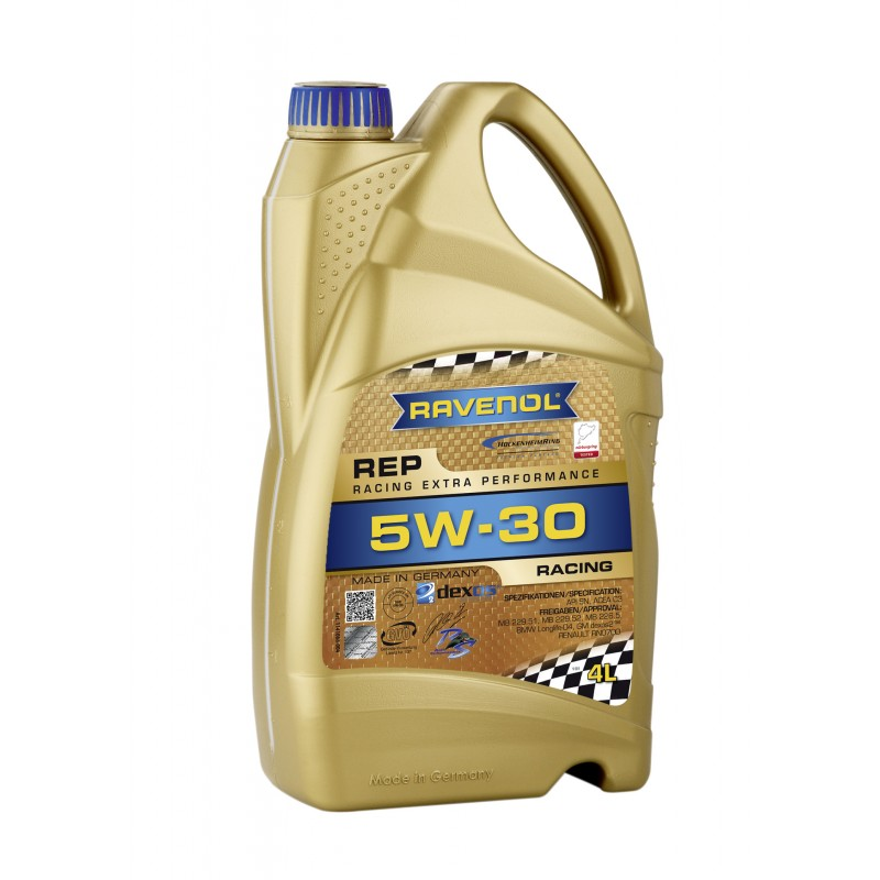 RAVENOL RACING REP 5W-30 4L