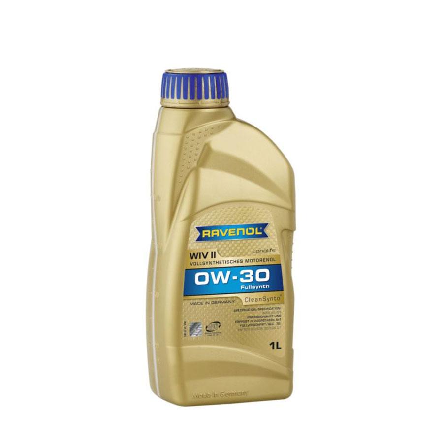 RAVENOL WIV SAE 0W-30 CleanSynto 1L