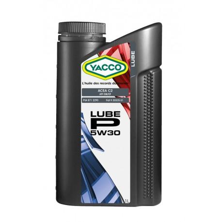 YACCO LUBE P 5W-30 1L