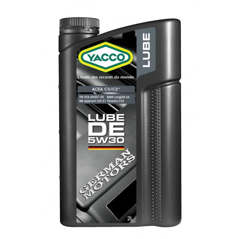 YACCO LUBE DE 5W-30 1L