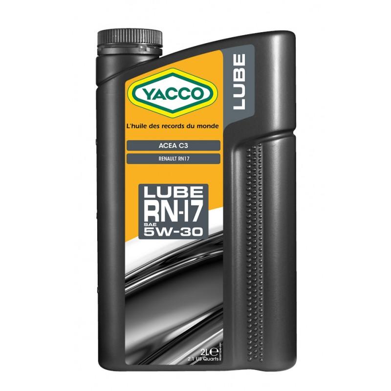 YACCO LUBE RN 17 5W-30 2L