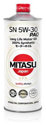 MITASU PAO SN 5W-30 1L MJ-111