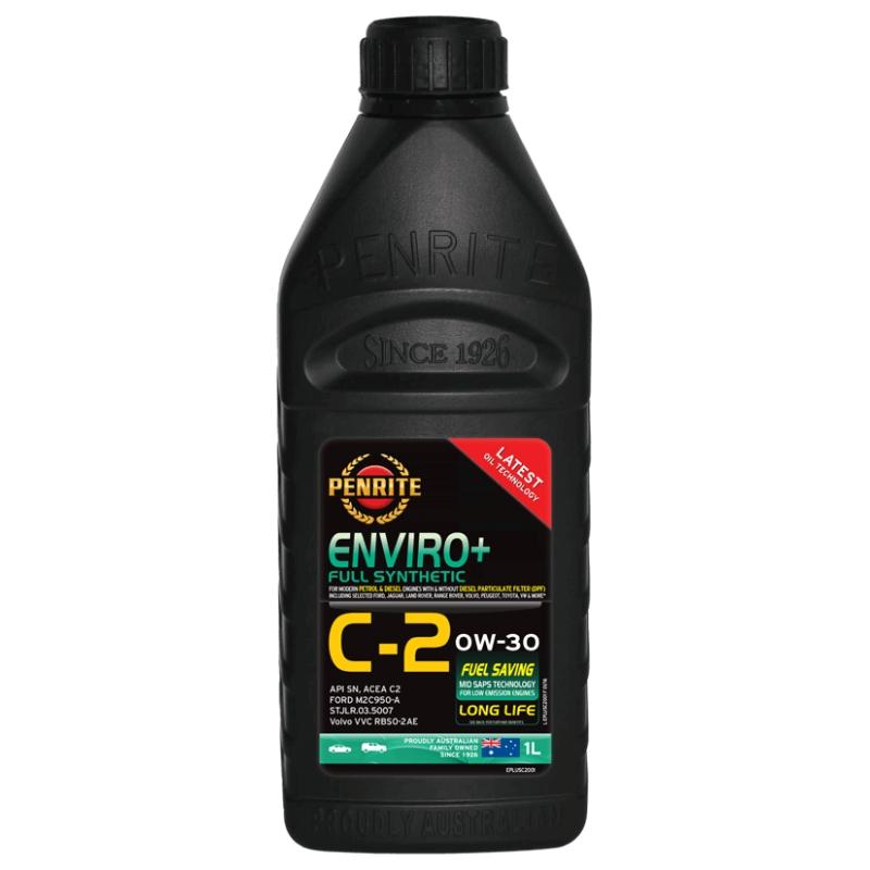 PENRITE ENVIRO+ C2 0W-30 1L