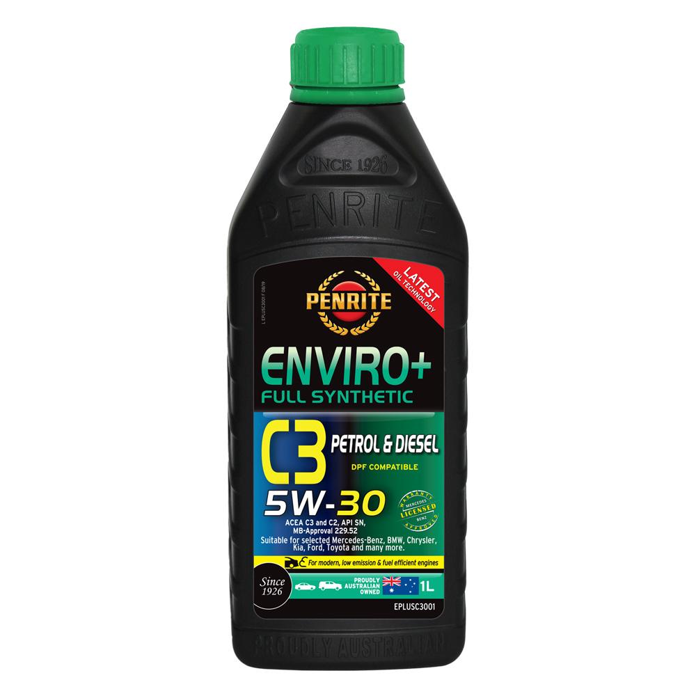 Penrite Enviro+ C3 5W-30 1L