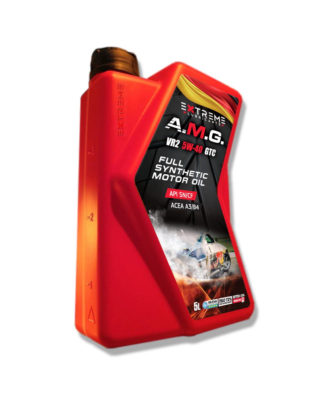 EXTREME A.M.G VR2 5W-40 GTC 1L