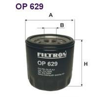 FILTRON filtr oleju OP 629