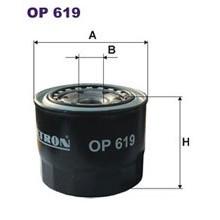 FILTRON filtr oleju OP 619