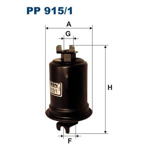 FILTR PALIWA FILTRON PP 915/1