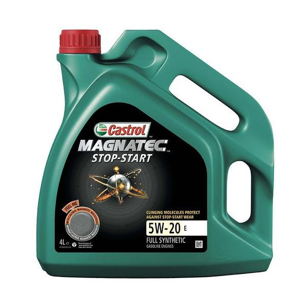 MAGNATEC Stop-Start 5W-20 E 4L