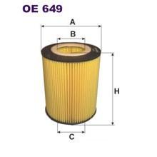 FILTRON filtr oleju OE 649
