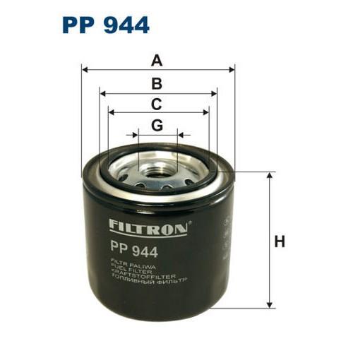 FILTR PALIWA FILTRON PP 944