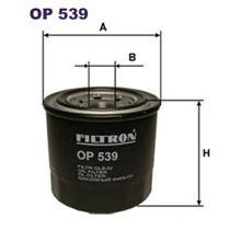 FILTRON filtr oleju OP 539
