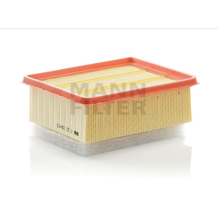 MANN-FILTER FILTR POWIETRZA C 21 104/2