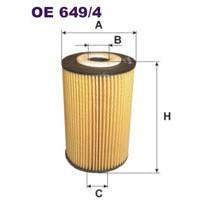 FILTRON filtr oleju OE 649/4