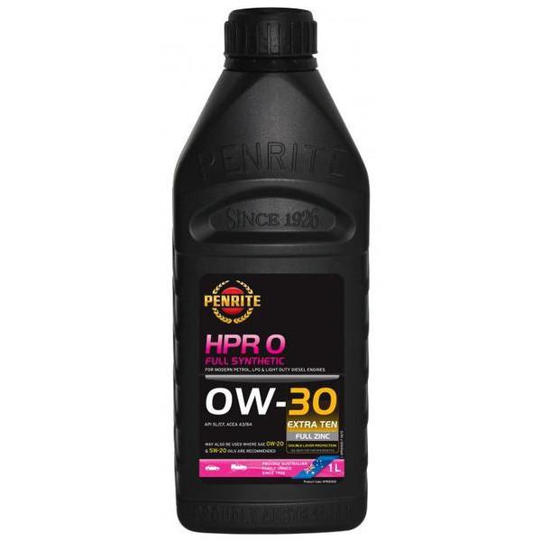 PENRITE HPR 0 0W-30 1L