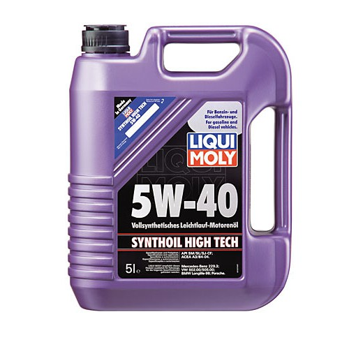 Liqui Moly SYNTHOIL HIGH TECH 5W-40 4L 2194