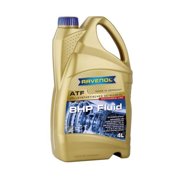 RAVENOL ATF 8 HP Fluid 4L