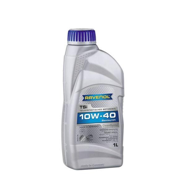 RAVENOL TSi SAE 10W-40 CleanSynto 1L