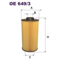 FILTRON filtr oleju OE 649/3