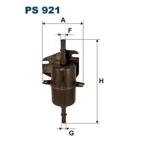 FILTR PALIWA FILTRON PS 921