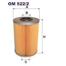FILTRON filtr oleju OM 522/2