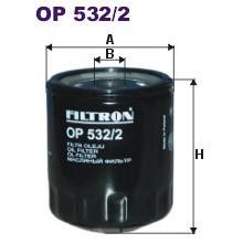 FILTRON filtr oleju OP 532/2