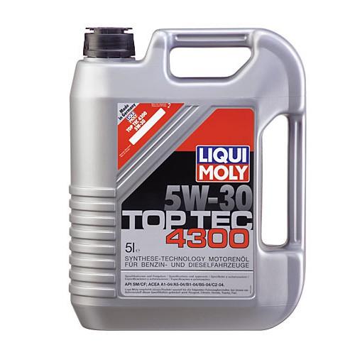 Liqui Moly TOP TEC 4300 5W-30 2324 5L
