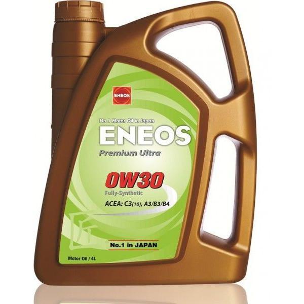 ENEOS PREMIUM ULTRA 0W-30 4L