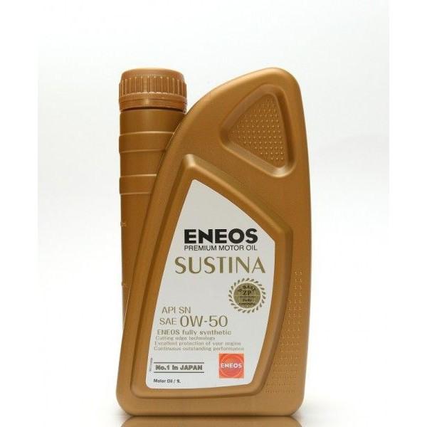 ENEOS SUSTINA 0W-50 1L