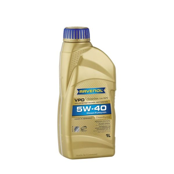 RAVENOL VPD 5W-40 CLEANSYNTO 1L