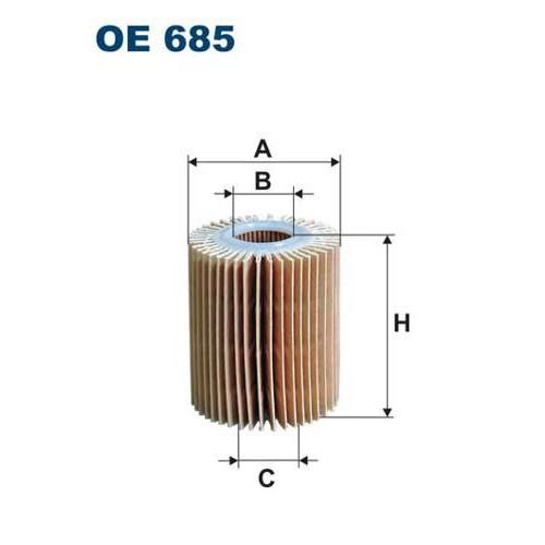 FILTRON filtr oleju OE 685