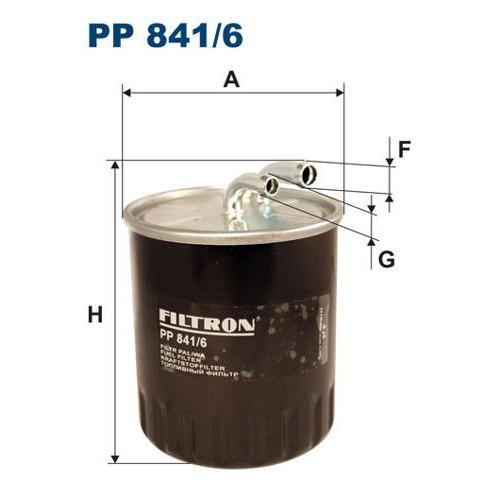 FILTR PALIWA FILTRON PP 841/6
