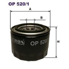 FILTRON filtr oleju OP 520/1